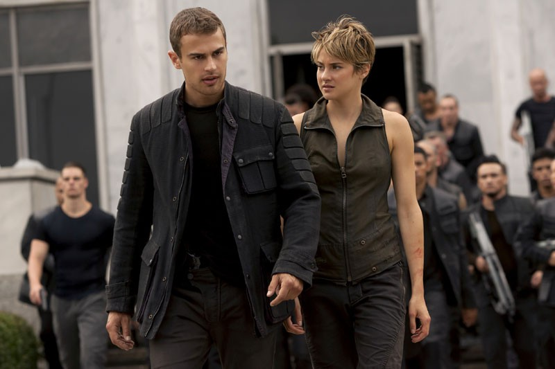 The Divergent Series: Insurgent (2015) in english with